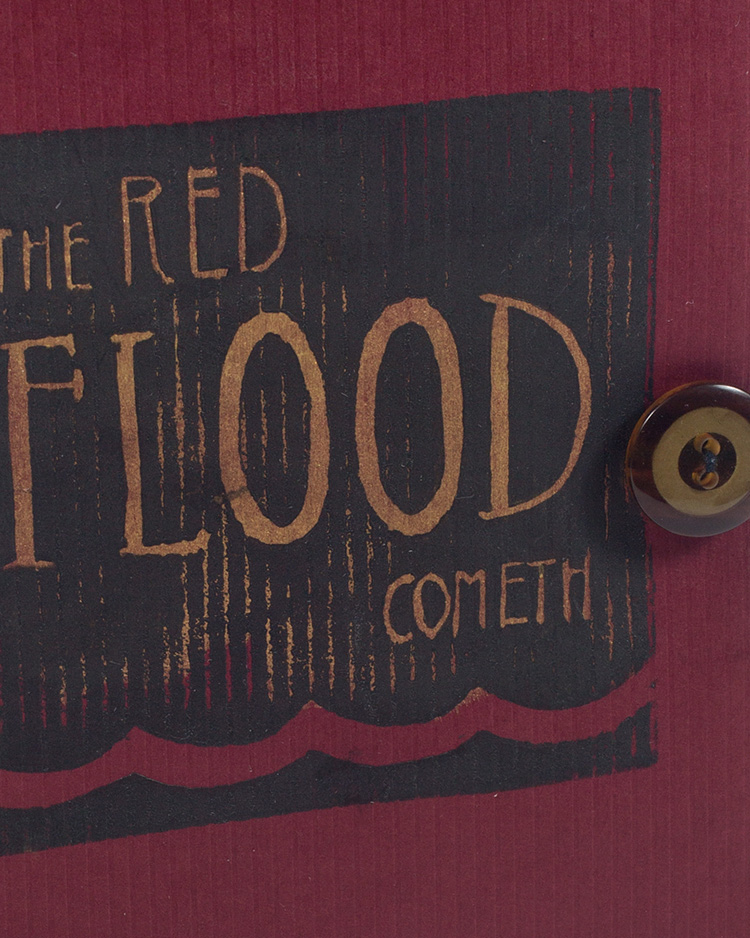 Detail image of The Red Flood Cometh book cover
